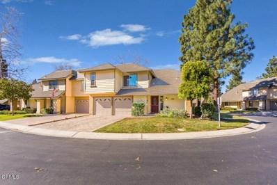 694 Deerhunter Lane, Camarillo, CA 93010 - MLS#: V1-4037