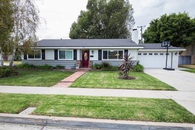 1707 Jose Avenue, Camarillo, CA 93010 - MLS#: V1-4053