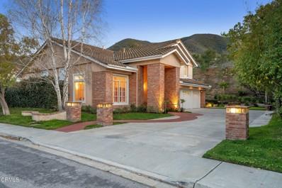 1760 Crystal View Circle, Newbury Park, CA 91320 - MLS#: V1-4679