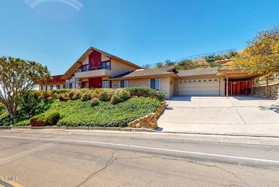 695 Via Cielito, Ventura, CA 93003 - MLS#: V1-4712