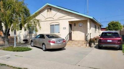 1016 S H Street, Oxnard, CA 93030 - MLS#: V1-4879