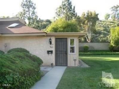 9163 Village 9, Camarillo, CA 93012 - MLS#: V1-5263