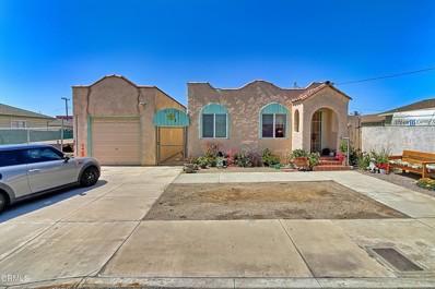 2719 Beene Road, Ventura, CA 93003 - MLS#: V1-5339