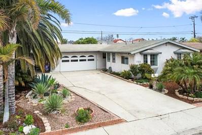 751 Joyce Drive, Port Hueneme, CA 93041 - MLS#: V1-5494