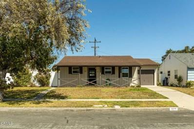 448 Borchard Drive, Ventura, CA 93003 - MLS#: V1-5503