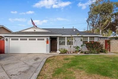 812 Evergreen Lane, Port Hueneme, CA 93041 - MLS#: V1-5705