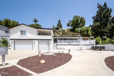 812 Fine St. Street, Fillmore, CA 93015 - MLS#: V1-5913