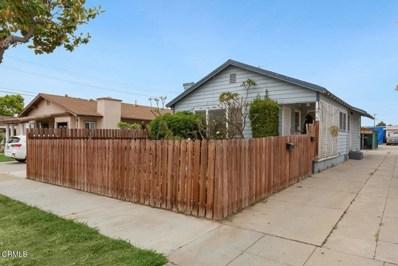 5819 E Brookfield Street, Los Angeles, CA 90022 - MLS#: V1-6413