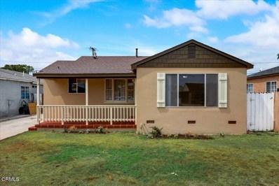 119 E Ash Street, Oxnard, CA 93033 - MLS#: V1-7166