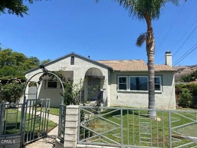319 2nd Street, Fillmore, CA 93015 - MLS#: V1-7268