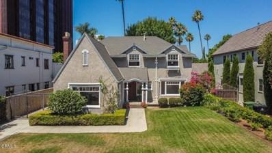 671 S Mccadden Place, Los Angeles, CA 90005 - MLS#: V1-7322