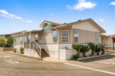 10685 Blackburn Road UNIT 95, Ventura, CA 93004 - MLS#: V1-8012