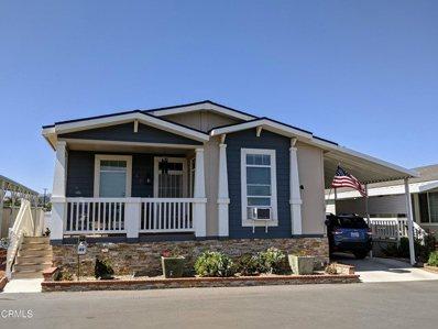 10685 Blackburn Road UNIT 49, Ventura, CA 93004 - MLS#: V1-8073