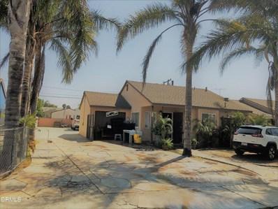 934 Ilena Street, Oxnard, CA 93030 - MLS#: V1-8100