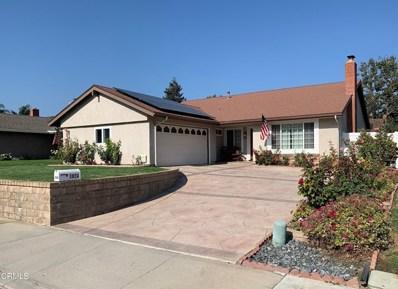 1024 Hickory View Circle, Camarillo, CA 93012 - MLS#: V1-8300