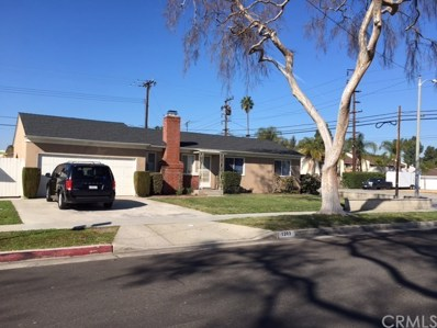 1203 S Courtright Street S, Anaheim, CA 92804 - MLS#: WS17021925