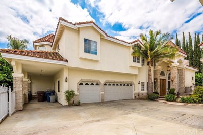 11102 Basye St, El Monte, CA 91731 - MLS#: WS17118343