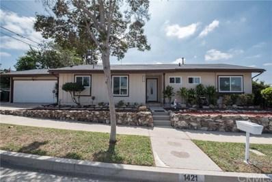 1421 Dorwood Avenue, La Habra, CA 90631 - MLS#: WS17129732