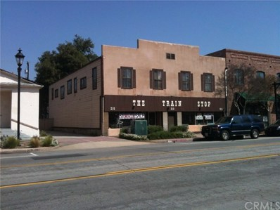 213 W Bonita Avenue, San Dimas, CA 91773 - MLS#: WS17140903