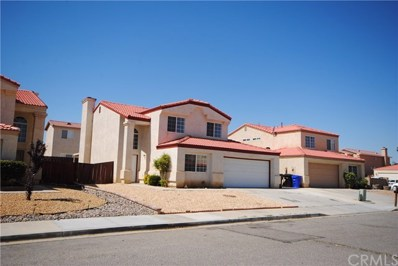 13633 Glengarry Drive, Victorville, CA 92392 - MLS#: WS17150647
