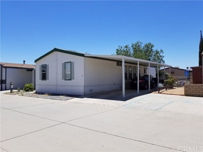 22020 Nisqually Road UNIT 24, Apple Valley, CA 92308 - MLS#: WS17151276