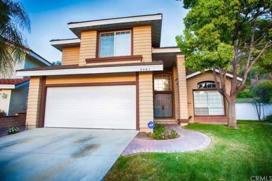 2485 Windmill Creek Road, Chino Hills, CA 91709 - MLS#: WS17153298