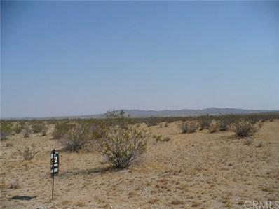 0 Mustang Trail, Helendale, CA 92342 - MLS#: WS17158394