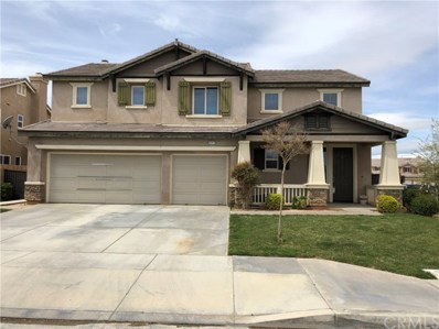 43417 Brandon Thomas Way, Lancaster, CA 93536 - MLS#: WS17171317