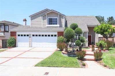 2323 Hillman Lane, Rowland Heights, CA 91748 - MLS#: WS17176984