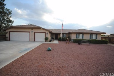 12360 Sedona Road, Apple Valley, CA 92308 - MLS#: WS17178534