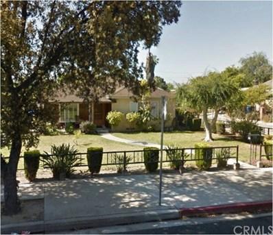 518 E Olive Avenue, Monrovia, CA 91016 - MLS#: WS17181931