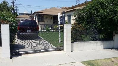 8615 Mountain View Avenue, South Gate, CA 90280 - MLS#: WS17184493