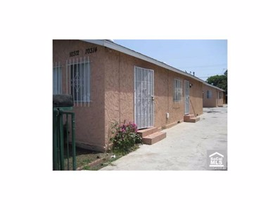 10312 California Avenue, South Gate, CA 90280 - MLS#: WS17187652
