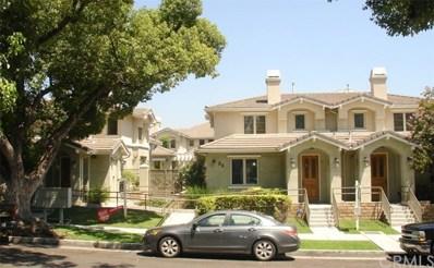 88 N Roosevelt Avenue UNIT 6, Pasadena, CA 91107 - MLS#: WS17193394