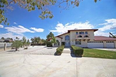 13551 Cronese Road, Apple Valley, CA 92308 - MLS#: WS17201845