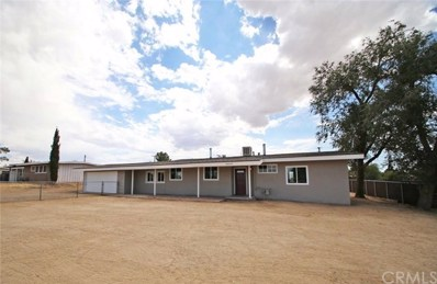 20649 Nisqually Road, Apple Valley, CA 92308 - MLS#: WS17202286