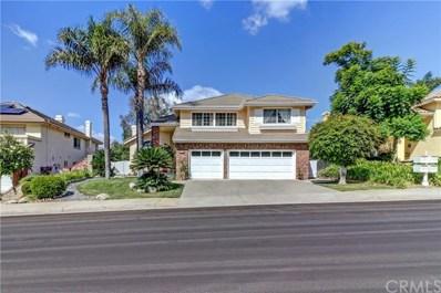 4021 E Regency Avenue, Orange, CA 92867 - MLS#: WS17206092