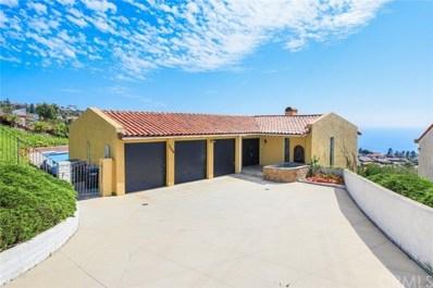 7229 Crest Rd, Rancho Palos Verdes, CA 90275 - MLS#: WS17210556