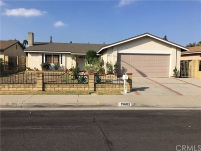 19603 Nacora Street, Rowland Heights, CA 91748 - MLS#: WS17222380