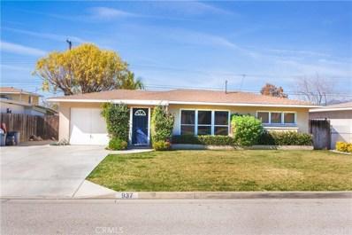 937 S Farber Avenue, Glendora, CA 91740 - MLS#: WS17222789