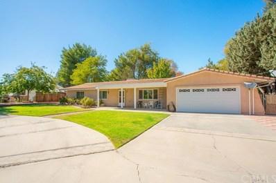 17580 Adobe Street, Hesperia, CA 92345 - MLS#: WS17227322