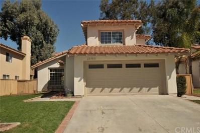 23750 Cedar Creek Terrace, Moreno Valley, CA 92557 - MLS#: WS17234567