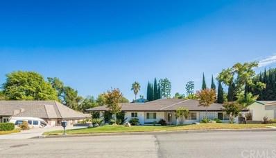 1342 S Hidden Valley Drive, West Covina, CA 91791 - MLS#: WS17236678