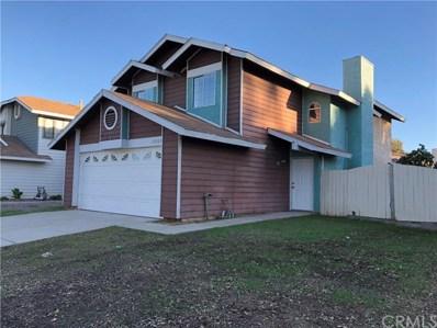 13583 Red Mahogany Drive, Moreno Valley, CA 92553 - MLS#: WS17248613