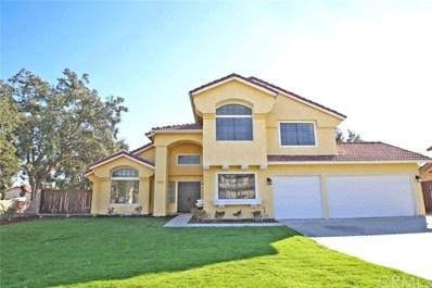 1703 Via Verde Drive, Rialto, CA 92377 - MLS#: WS17249965