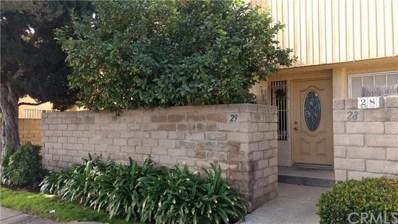 8633 Balboa Boulevard UNIT 29, Northridge, CA 91325 - MLS#: WS17258068