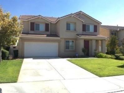 26859 Nucia Drive, Moreno Valley, CA 92555 - MLS#: WS17264800