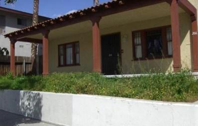 266 N Wilson Avenue, Pasadena, CA 91106 - MLS#: WS17268214