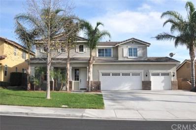 6232 Mulan Street, Eastvale, CA 92880 - MLS#: WS17269413
