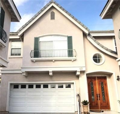 49 California Street, Arcadia, CA 91006 - MLS#: WS17270996